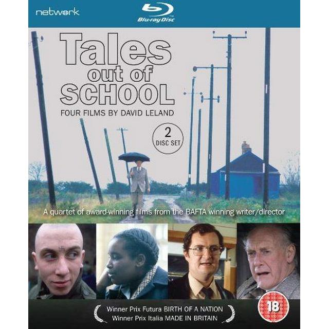 Tales Out Of School - Four Films by David Leland [Blu-ray] [1983]